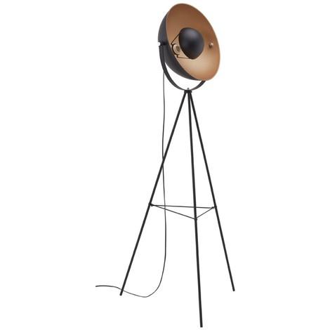Stehleuchte Briloner 1380-015 Standlampe Dreibein Mit Schnurschalter
