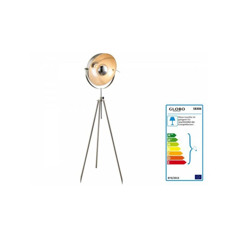 NOSY Stehleuchte höhenverstellbar Stehlampe Bodenlampe 58306-'60836505' - Globo