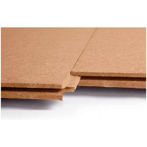 STEICO FLOOR ISOLANT SOUS PARQUET 40mm 38cmx120cm - panneau(x) de 0.46m²