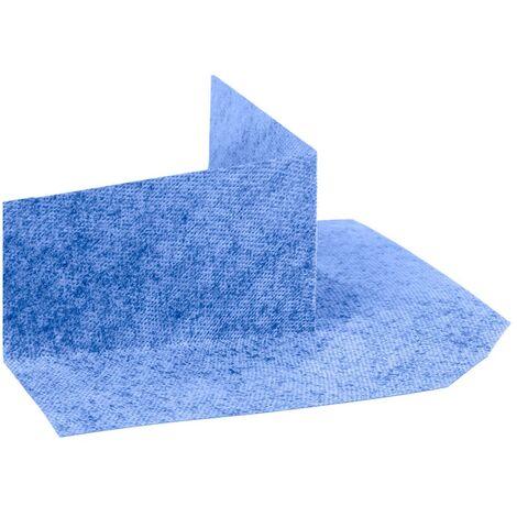 STEIGNER 1x Angle extérieur d'étanchéité pour douche à l'italienne Coin mural de scellement sous carrelage