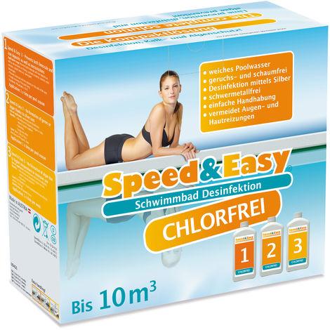 "Steinbach Chlorfreie Swimming Pool Desinfektion ""Speed & Easy"" 10 m³"