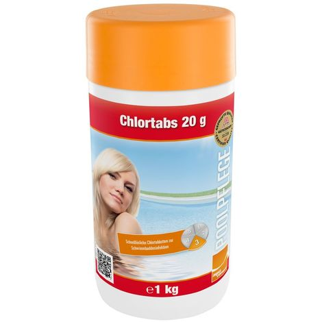 Steinbach - Chlortabs 20g 1 kg schnelllöslich Desinfektion pH neutral