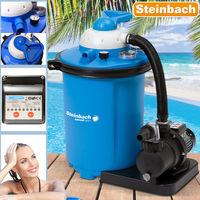 Steinbach Sandfilteranlage Speed Clean Comfort 75