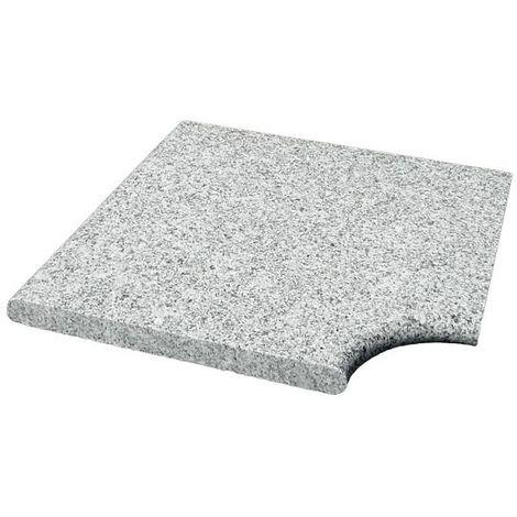 "Steinbach Swimming Pool-Randsteinset ""Granit"" granit 600 x 300 cm"