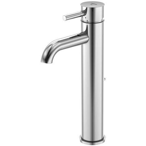 Steinberg Serie 100 Waschtisch-Einhebelmisch-Mischer mit Verlängerung - 1001705