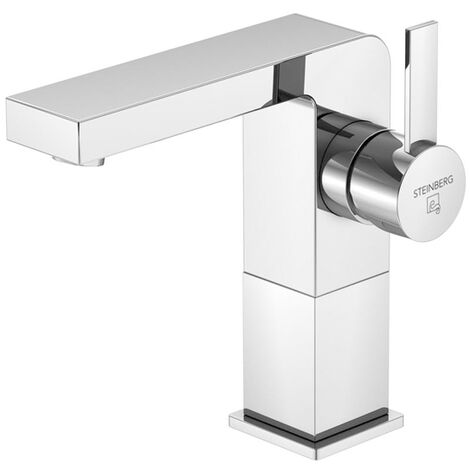 Steinberg Serie 120 Mezclador monomando de lavabo, con desagüe 1 1/4 - 1201755
