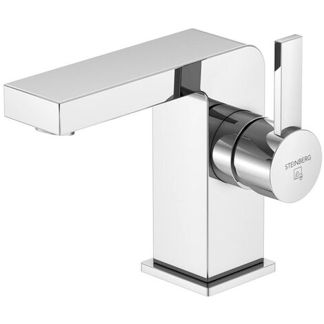 Steinberg Serie 120 Mezclador monomando de lavabo con desagüe, cromado 1201000 - 1201000