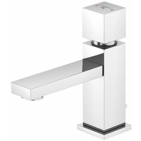 Steinberg Série 160 Mitigeur monocommande de lavabo avec vidage escamotable, chromé - 1601050