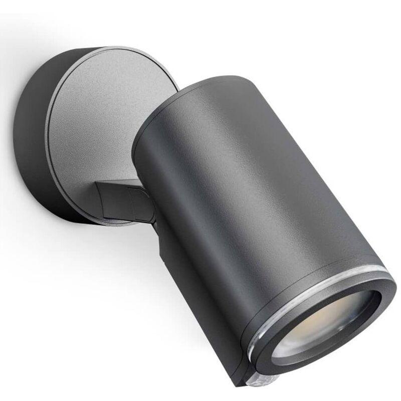 Faretto per Esterni con Sensore Spot ONE Sensor Nero - Negro - Steinel