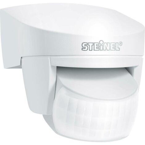 Steinel Infrarot Bewegungsmelder IS 140-2, 140° Bewegungsensor , 14 m Reichweite , Aufputz und Unter