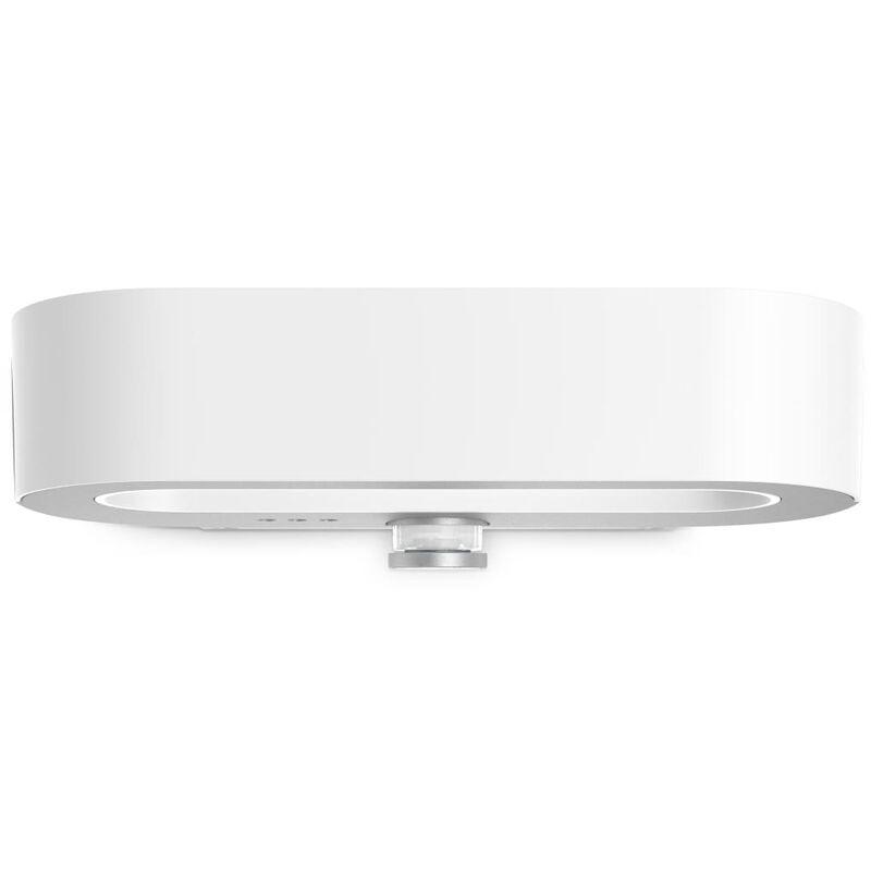 053192 Sensor Steinel Con Led Lámpara De L Exterior 710 Plateada sQdxtCBrh