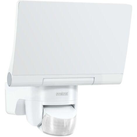 Steinel Projeteur d'extérieur à capteur XLED HOME 2 Z-WAVE Blanc