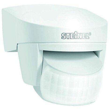 Steinel Smart Home Détecteur de mouvement IS 140–2Z-Wave Blanc–Smart Friends, 029814