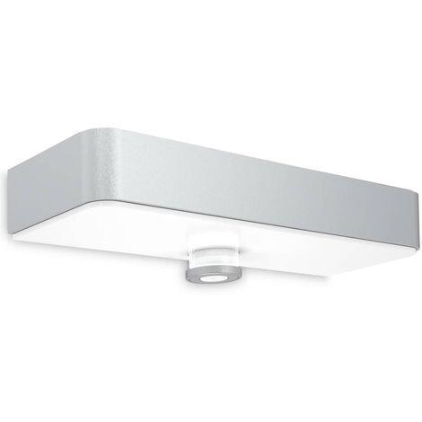 Steinel Solar Sensor Garden Light XSolar SOL-O S Silver 052652