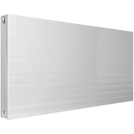 Stelrad Everest Line K2 Type 22 Double Panel Double Convector Horizontal Radiator 600mm x 600mm White