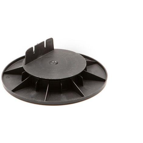 Stelzlager Terrasse Holz - Höhenverstellbar 25 bis 40 mm- RINNO PLOTS