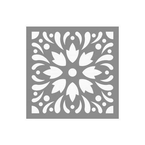Stencil Azulejo Marroquí 4