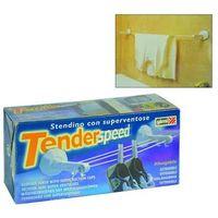 """Stendibiancheria """"Tenderspeed"""" Da Bagno Con Braccetti A Ventosa - 2030"""