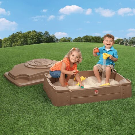 """main image of """"Step2 Bac à sable Play & Store 830200"""""""