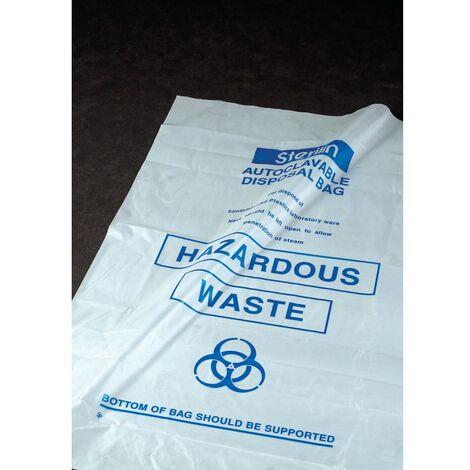Sterilin Autoclavable Bags, 121°C
