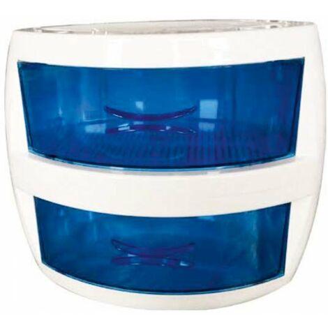 Stérilisateur à lumière ultraviolette avec double réservoir