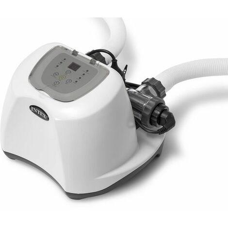 Stérilisateur au sel L + système OEC pour piscine jusqu'à 56,80 m³ - Intex