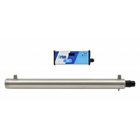Stérilisateur UV 2 m3/h pour le traitement de l'eau
