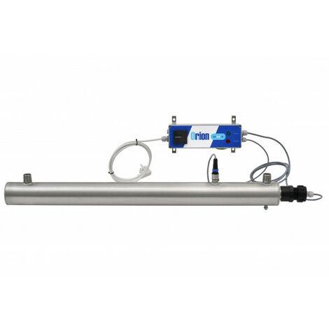 Stérilisateur UV 3 m3/h pour le traitement de l'eau