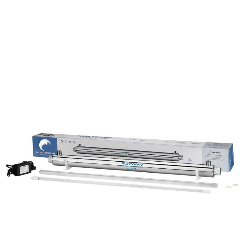 Purewave - Stérilisateur UV 40w ampoule Philips 3 m3 / heure