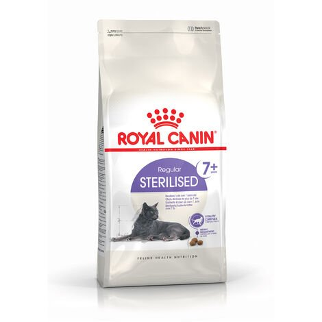 Royal Canin Chat Regular Sterilised +7, 10 kg