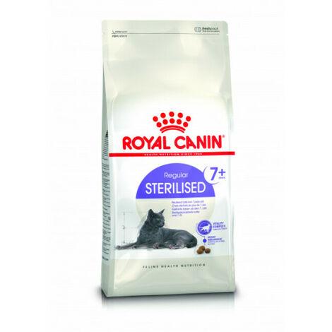 Croquettes pour chats Royal Canin Sterilised 7+ Sac 10 kg