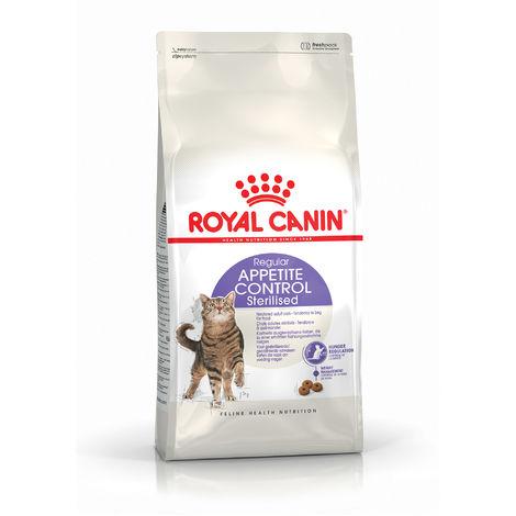 Royal Canin Chat Regular Appetite Control Sterilised, 10 + 2 kg