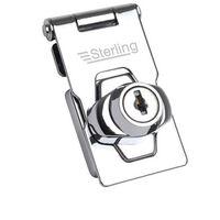 Sterling LGH100 100 Locking Hasp 76mm CP