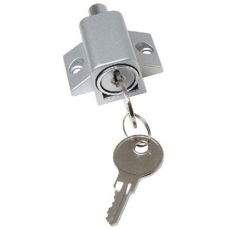 Sterling PDL100 Patio Door Lock Aluminium