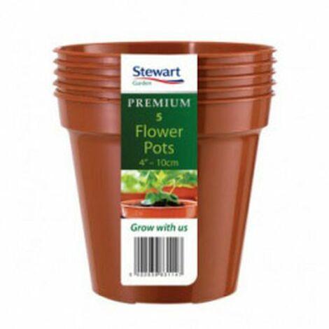 "main image of ""Stewart Flower Pot Pack of 5 5"" - 239089"""