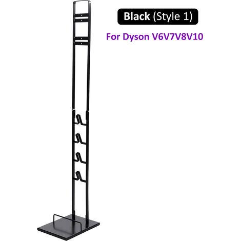 Stick Vacuum Cleaner Stand Black For Dyson V6 V7 V8 V10