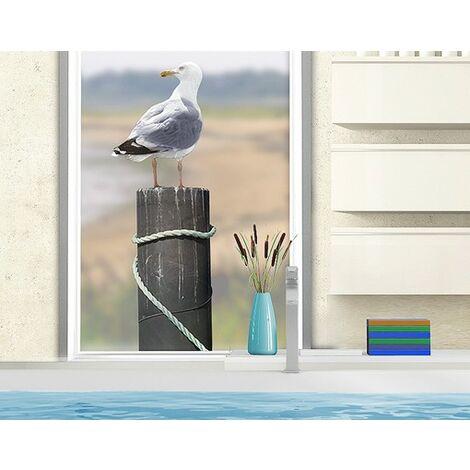 Sticker de fenêtre no.YK16 Curious Gull
