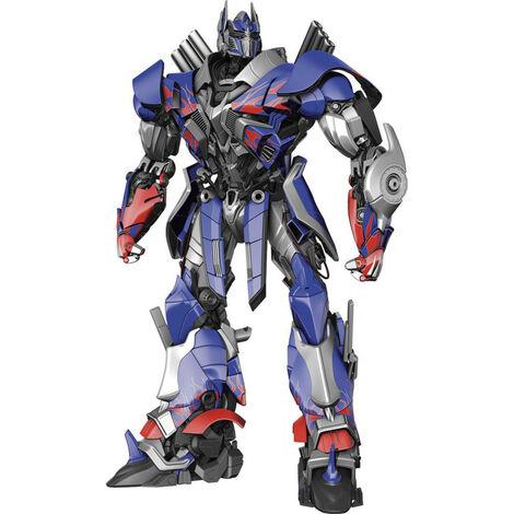 Sticker geant repositionnable Transformers Optimus Prime Hasbro 68,6CM X 101,6CM