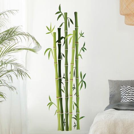 Sticker mural Bamboo Bush
