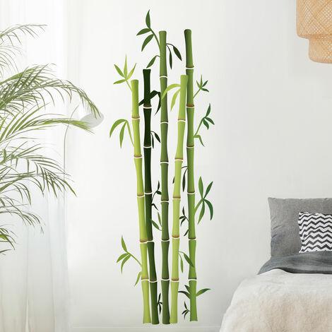 Sticker mural Bamboo Bush