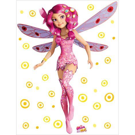 Sticker mural Mia and Me - Fairy Mia