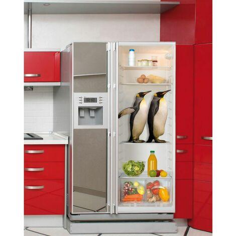 Sticker Refrigérateur Freeze 59.5 x 180 cm