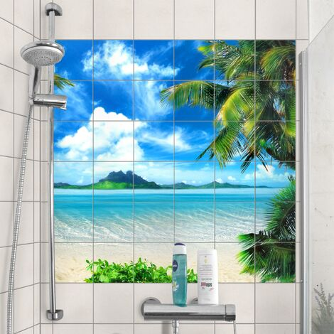Stickers carrelage Dream vacation