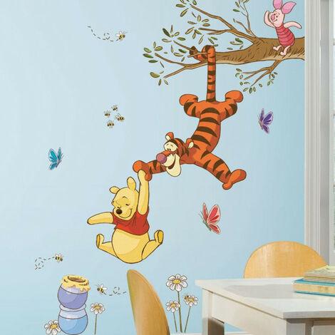 Stickers géant Arbres Magique Winnie l'Ourson Disney