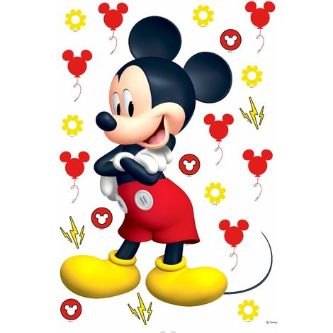 Stickers géant Mickey Mouse Disney