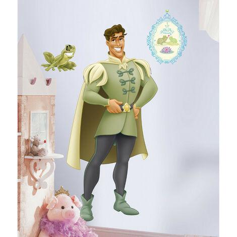 Stickers géant Prince Naveen de Maldonia Disney