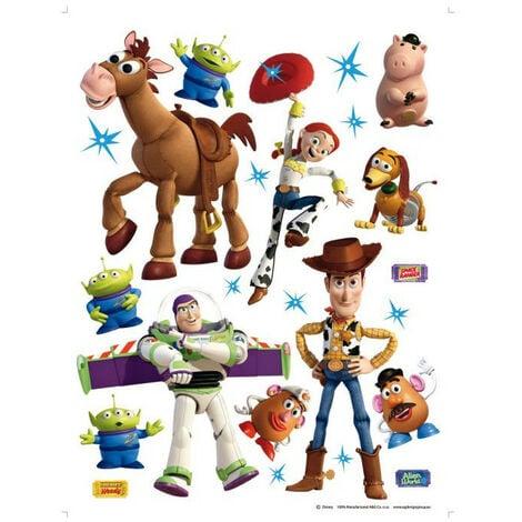 Stickers géant Toy Story Disney Pixar