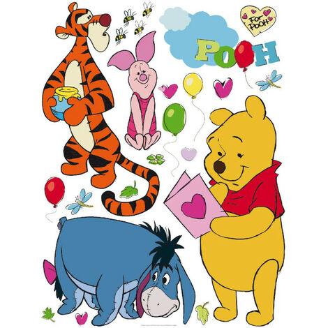 Stickers muraux Winnie et ses amis Disney