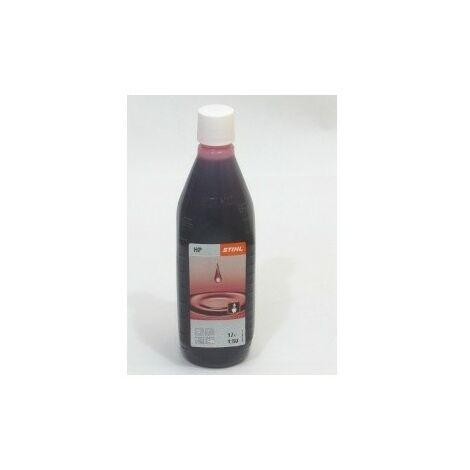 Stihl 07813198410 HP Zweitaktmotorenöl 1 Liter, Mischöl Spezial Öl