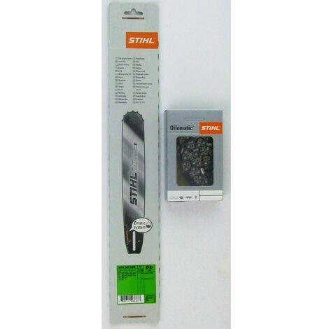 """Schwert passend für Stihl MS 661 37 cm 3//8/"""" 56TG 1,6mm Führungsschiene guide bar"""
